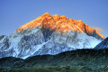 Nepal / Himalaya - Nuptse