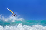 Fototapety Windsurfing.