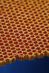 Aramid kevlar honeycomb