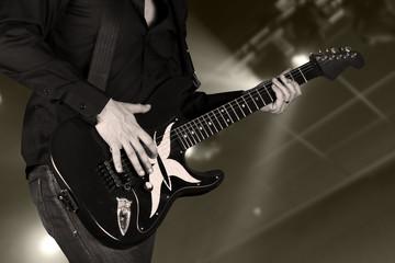 Rock ang grunge concert