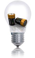 battery bulbe
