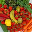 Frucht und Gemüse Allerlei