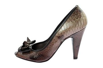 scarpa donna marrone