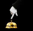 Butler service bell