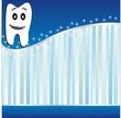 Dentist  Blue Ad Layout