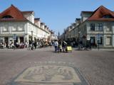 Potsdamer Altstadt poster