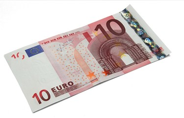 Banknote 10 Euro