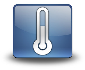 "3D Effect Icon ""Temperature / Thermometer"""