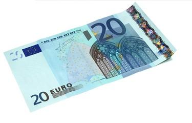 Banknote 20 Euros