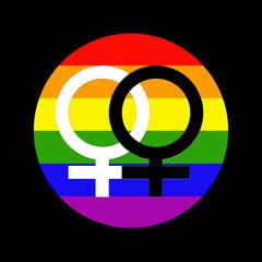 lesbianas interracial
