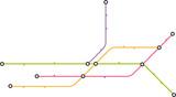 Streckennetz Teil 2