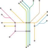 Streckennetz Teil 5