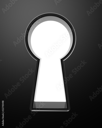 Clipping Keyhole