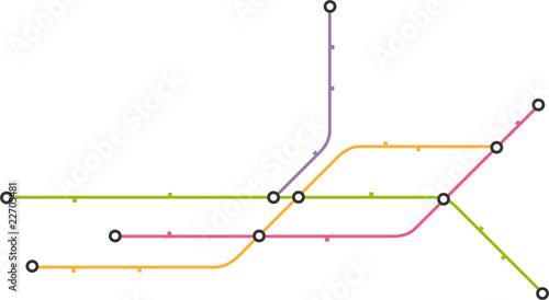 Streckennetz Teil 2 - 22705481