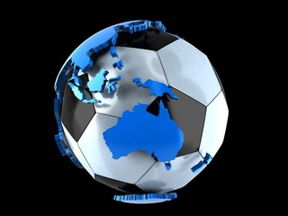 soccer australia indonesia