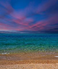 Mittelmeer Strand