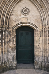 Ancient Church Portal