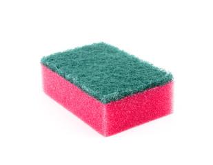 Red sponge