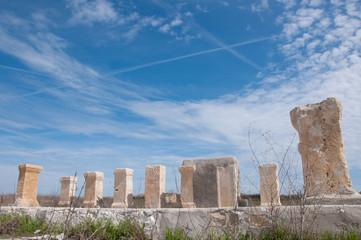 Histria  columns