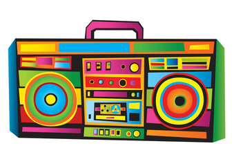 Funny Boombox