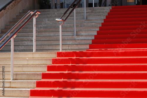 Papiers peints Escalier festival de cannes