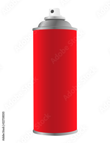 Spray tin