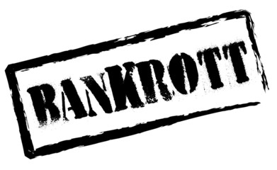 Stempel Bankrott