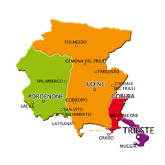 Regioni Italiane: Friuli Venezia Giulia