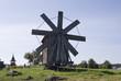 Kizhi, Russia. Windmill (1928)
