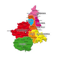 Regioni Italiane: Piemonte