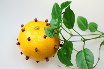 Fruit  tangerine