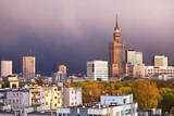 Warsaw Cityscape