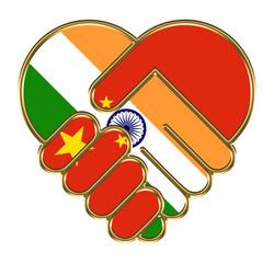 India-Cina