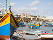 Fishing village of Marsaskala