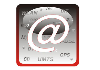 Tastatur - E-Mail