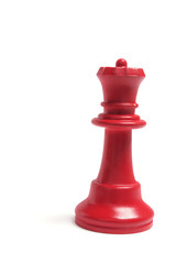 Red Queen Chess Piece