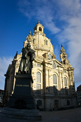 Dresden Frauenkirche (Church of Our Lady)