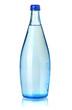 Glass bottle of soda water - 22789684