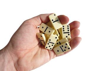 Domino in Mano