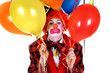 Celebration clown