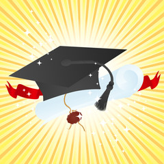 Holiday graduate