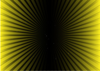 Yellow vector tracked background