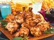 grignote de poulet