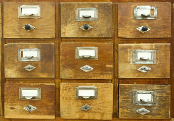 boxes of archive