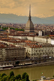 Mole Antonelliana, Torino (Piemonte), Italia poster