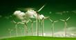 Wind power, ecology