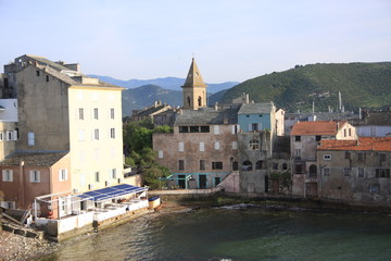 village corse (saint florent)