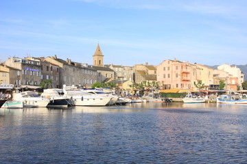 port de peche de saint florent (corse)