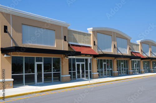 New Shopping Center - 22830892