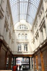 Le Passage de la Bourse Charleroi  Hainaut  Wallonia  Belgium